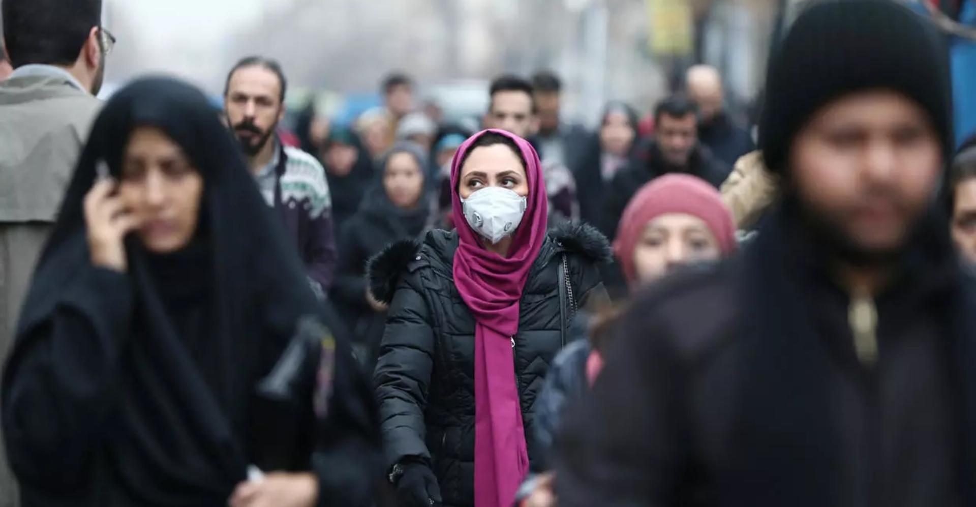 فيروس كورونا في إيران