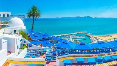 مدينة سيدي بوسعيد التونسية
