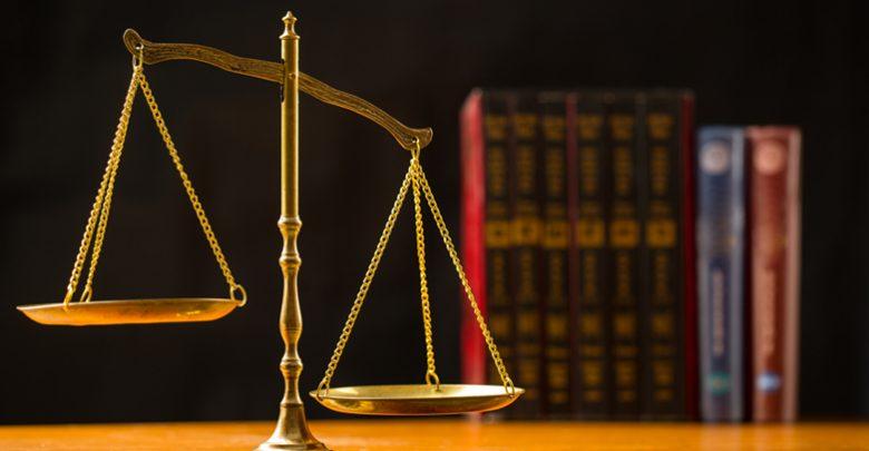 صورة تعبيرية للمحاكمة والعدالة