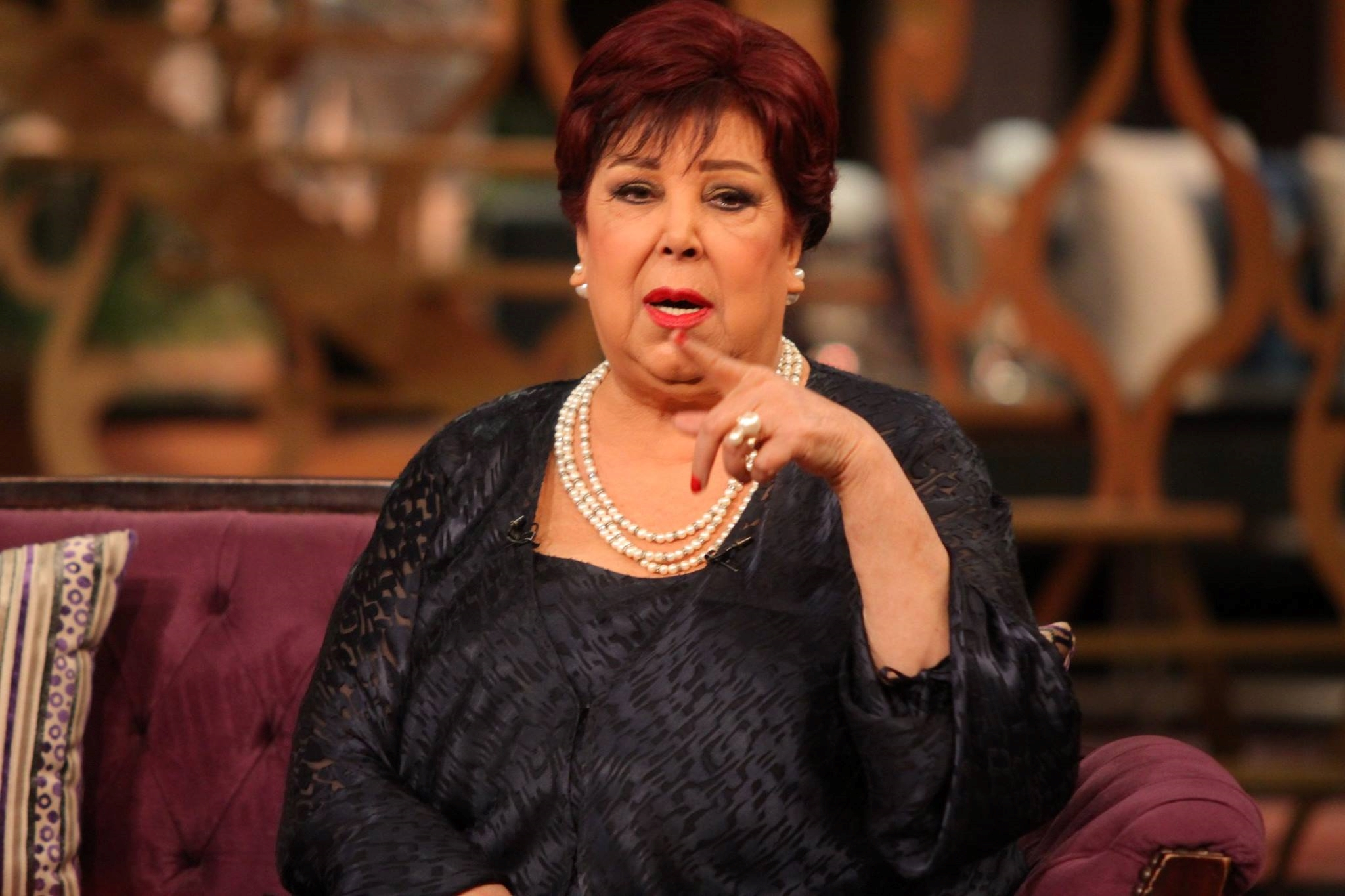 فيروس كورونا يهزم الممثلة المصرية رجاء الجداوي - Alghad