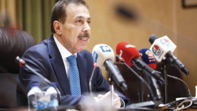 وزير التربية والتعليم تيسير النعيمي -(تصوير: محمد مغايضة)