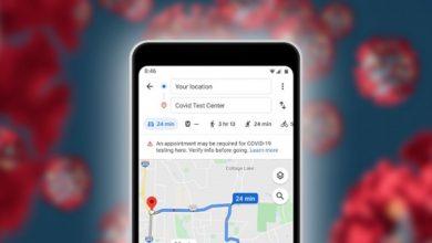 قوم خرائط غوغل بجمع البيانات من الوكالات المحلية والوطنية والحكومات وتنبيه المستخدمين بالمعلومات ذات الصلة.