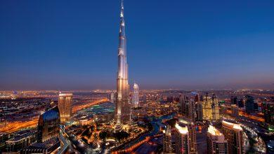 مشهد عام لمدينة دبي