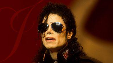 المغني الراحل مايكل جاكسون