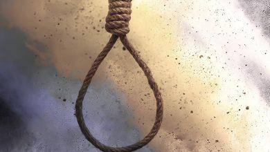 حبل مشنقة انتحار