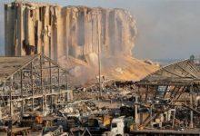 الانفجار الضخم تسبب في دمار هائل في مرفأ بيروت وتدمير مخازن الغلال