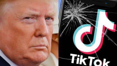تيك توك يتحدى ترامب