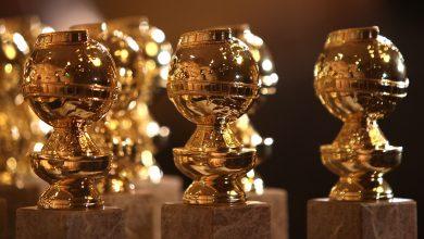 شعار جائزة الجولدن جلوبز