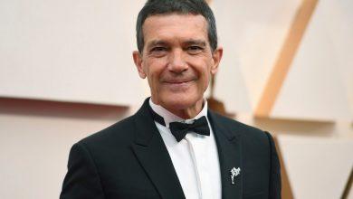 الممثل أنطونيو بانديراس
