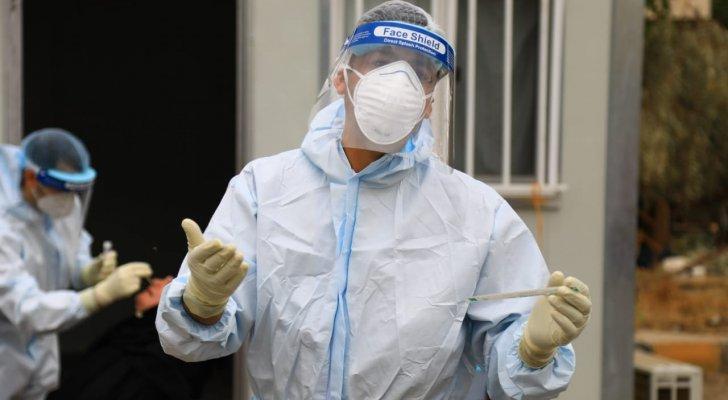 8 وفيات و1213 إصابة جديدة بكورونا