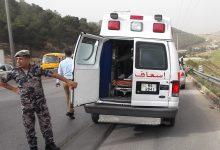 الزرقاء: 26 إصابة بحادث تصادم حافلتين في الظليل